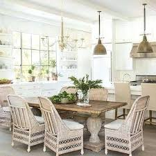 wicker parsons chairs awesome wicker dining room chairs rattan dining room table set chairs rattan dining