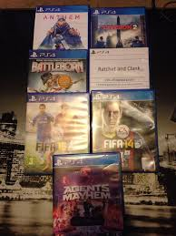 PS4 games bundle in Leighton and Eaton ...