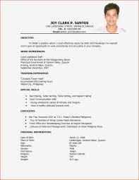 Sample Mckinsey Resume Personal Information Resume Samples New Mckinsey Resume Sample