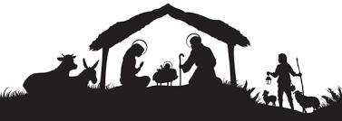 nativity silhouette clip art transparent. Contemporary Transparent Christmas Nativity Scene Silhouette PNG Clip Art Image To Transparent S