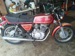 two bikes for trade or sale 77 yamaha xs360 76 honda cb360