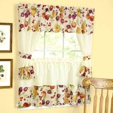 Kitchen Curtain Patterns Awesome Kitchen Curtain Styles Awesome Sunflower Kitchen Curtains Cute Home