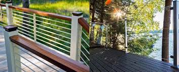 Temporary handrail ideas / portable steps with han. Top 70 Best Deck Railing Ideas Outdoor Design Inspiration