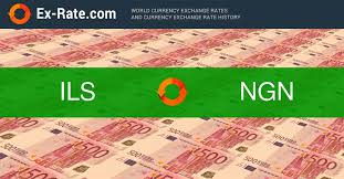 Shekel Conversion Chart How Much Is 100 Shekels Ils To Ngn According To The
