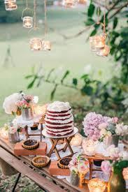 Picture Of Stylish Wedding Dessert Table Decor Ideas