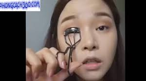 korean makeup tutorial natural look so cute 2016