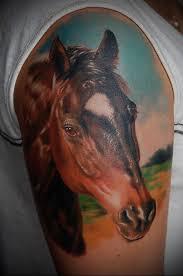 значение татуировки лошадь 9 Tatufotocom