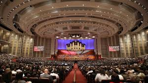 Church Hosts The 187th Annual General Conference