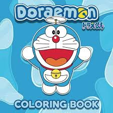 Print doraemon coloring pages for free and color our doraemon coloring! Doraemon Coloring Book Japanese Art Doraemon Coloring Book Fujio Fujiko F 9781537419855 Amazon Com Books