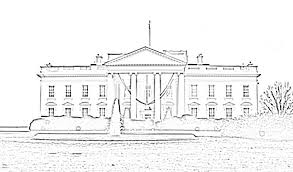 Small Picture White House coloring pages for free Of The White House coloring