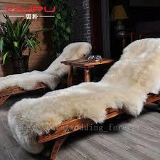 100 australian sheepskin area rugs thick long wool carpet genuine lambskin rugs