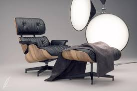 Unusual Furniture Fans Eames Lounge ...