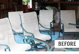 painting patio furnitureHow to Paint Patio Furniture  My Colortopia