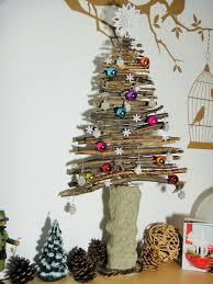 Weihnachtsbaum Aus ästen Weihnachten Deko Baum äste Diy