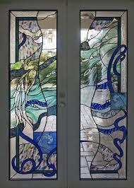 contemporary nautical door