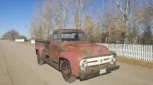 1953 Ford F350 Mercury M350 F100 V8 Barn Find Patina Farm Truck NO ...