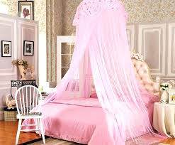 Little Girl Canopy Charming Princess Bed Canopy For Girls Little ...