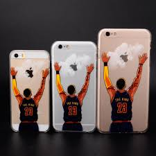 lebron iphone case. for iphone 5 5s se 6 6s 7 plus nba basketball star phone cases hard shell lebron case