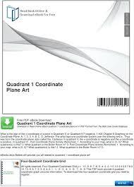 Quadrant Grid Paper Luisviol Co