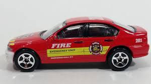 RealToy Red <b>BMW</b> 3 Series Fire Dept <b>Emergency Unit</b> 281 Die Cast ...