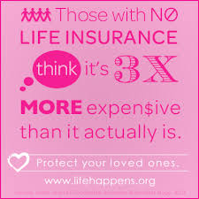 Those With No Life Insurance Think It's 40x More Expensive Than It Beauteous Family Life Insurance Quotes