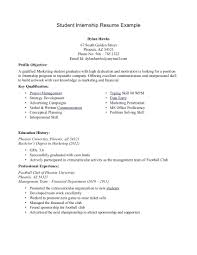 Template Word High School Student Resume Format Doc With Pertaining