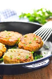 easy salmon patties recipe the