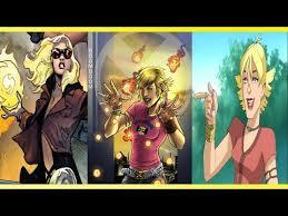 Boom Boom | Marvel 101 - YouTube