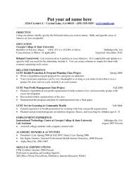 Non Profit Resume Samples Best Of Non Profit Resumes Images Resume Format Examples 24