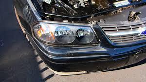 Installing new headlights on 2000-2005 Chevy Impala - YouTube