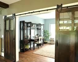 barn doors with glass inserts interior barn doors with glass barn door with frosted glass inserts