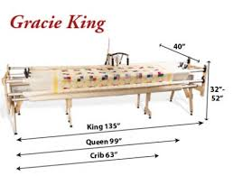 Gracie King Janome 1600P-QC Starter Quilting Frame System at Ken's ... & Gracie King Janome 1600P-QC Starter Quilting Frame System Adamdwight.com