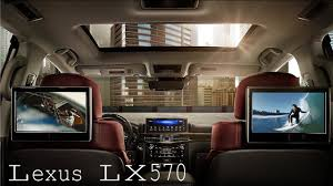 2018 lexus technology. wonderful lexus 2018 lexus luxury suv lx 570 interior cars u0026 technology intended lexus technology r