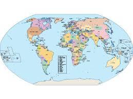 Powerpoint World World Globe Powerpoint Map