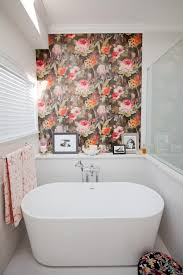 The Beauty Of Wall Murals And Their Ability To Change Or Complete Bathroom Wallpaper Murals