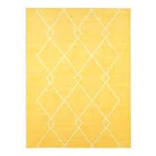 yellow trellis rug studio collection yellow 8 ft x ft trellis design area rug threshold yellow yellow trellis rug
