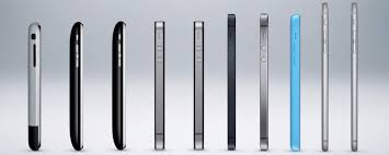 evolution of iphone the evolution of the iphone every model from 2007 2016 iphonelife com