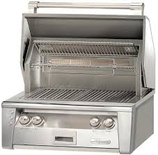 alxe30szng alfresco 30 built in outdoor grill with searzone natural gas stainless steel