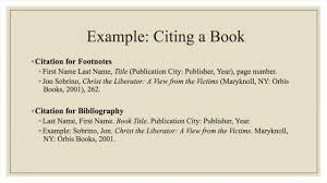 Turabian Citation Style
