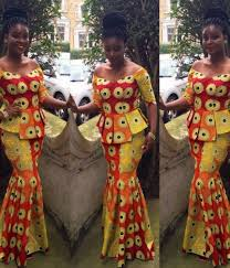 Ghanaian Ankara Designs Unique Nigerian Ghana Ankara Styles Making The Headline