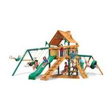 14 Best Wooden Play Set Images On Pinterest  Play Sets Wooden Big Backyard Ashberry Wood Swing Set