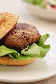 easy peasy homemade beef burgers easy