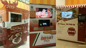Boxgreen Vending Machine Unique Would You Purchase Chili Crab Pizza Or Popiah From A Vending