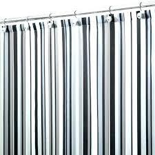 forest shower curtain gray black interdesign york tension rod