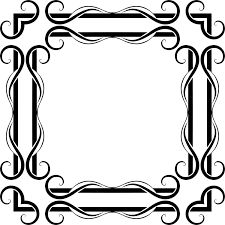 Make this sweet yet simple box featuring some favorite patterned paper and a coordinating flap these two frames and leaf element are the latest addition to our free designs (there are hundreds)! Line Art Black White M Line Png Clipart Royalty Free Svg Png