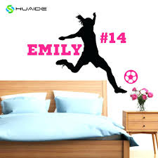 sports wall decals for nursery name decorations for wall image collections  home wall decoration wall ideas
