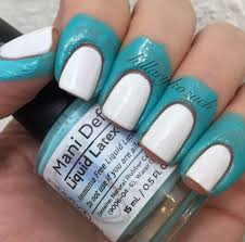 Latex Barrier Mani Defender ® Liquid Latex for perfect