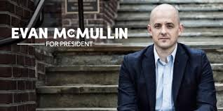 It's happening!!! By which I mean he is in 4th place in his home state, which is one of the only ballots on which he'll appear.     The Evan McMullin campaign