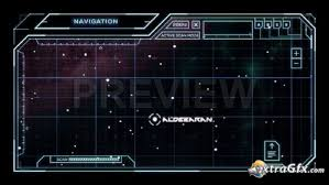 Sci Fi Chart Star Chart With Sci Fi User Interface Xtragfx Creating The