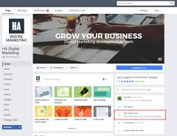 where to find your facebook business page news feed 2018